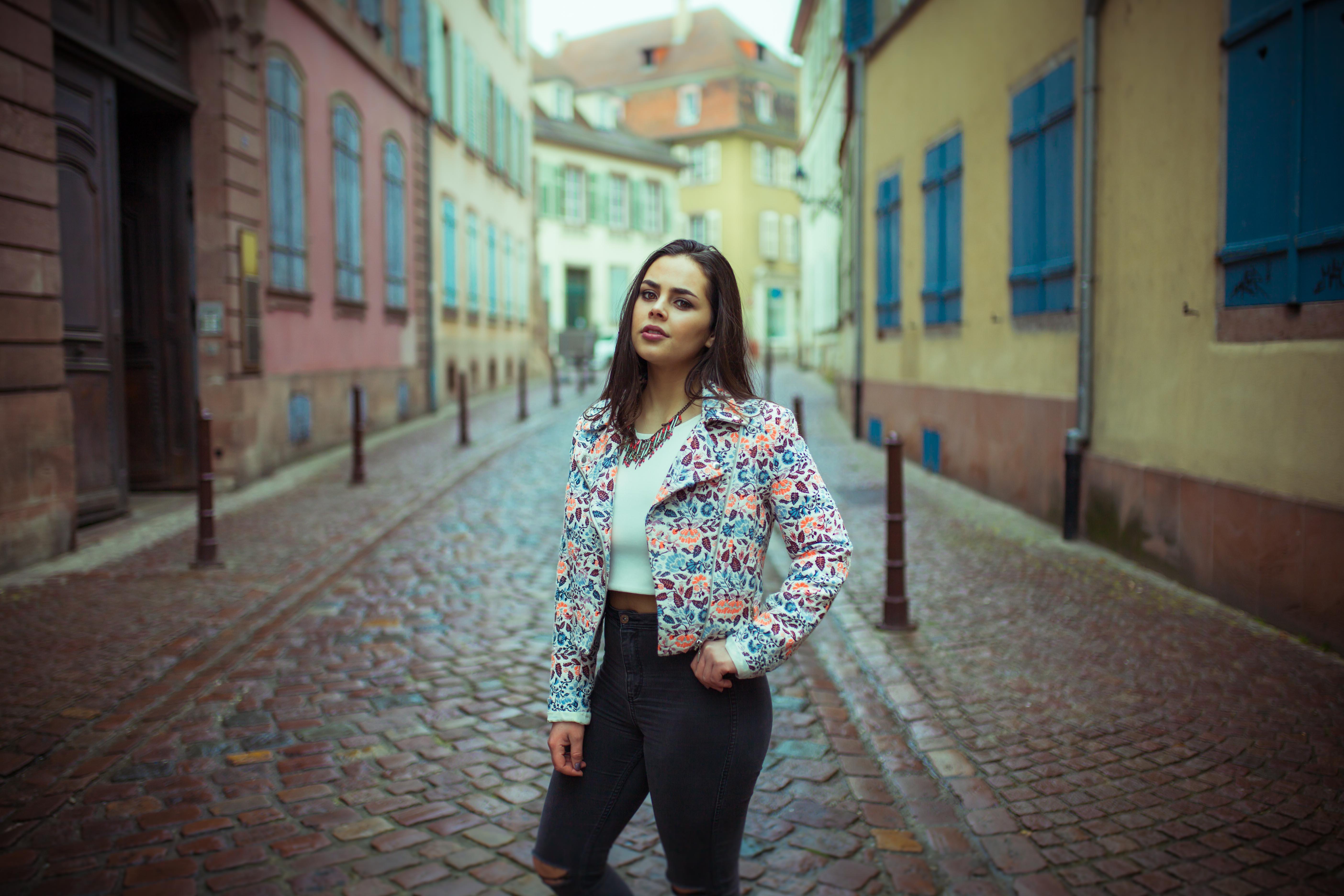 Fotoshootng in der Altstadt